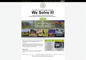 GMC Home Page Example