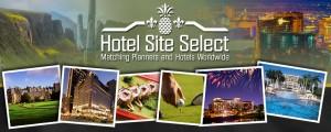 Logo Design/Brand Identity Hotel Site Select