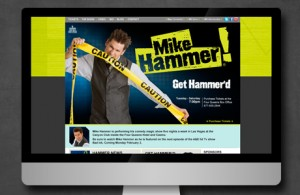 MikeHammer-Web